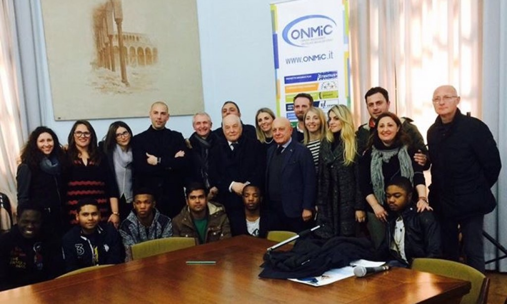 "Onmic promuove il progetto ""My Way. Helping youth under risk of deviance to find a new project of life"""