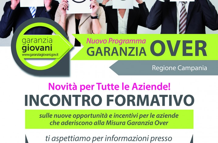 Programma Garanzia Over